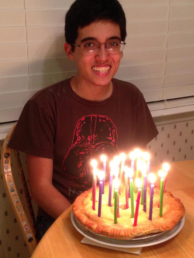 Twenty candles!